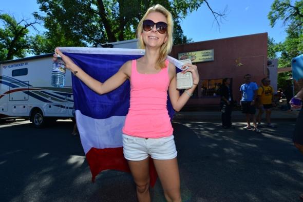 Fan of France